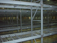 Industrial Shelving at The Surplus Warehouse