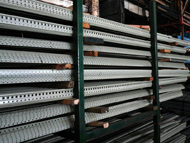 Used Metal Shelving from The Surplus Warehouse
