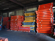 Brands of Pallet Racks at The Surplus Warehouse