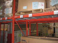 Used Pallet Racking Systems from The Surplus Warehouse