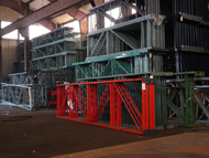 Used Warehouse Storage Rack Systems from The Surplus Warehouse